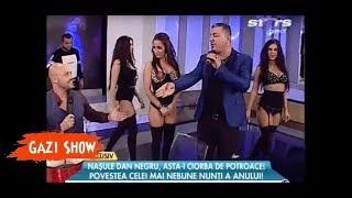 Gazi Demirel show surpriza pt Razvan Popescu (ZU FM) la Rai da&quotBuni