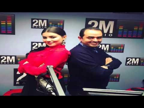 مقابلة حنان الخضر كاملة مع Radio 2M