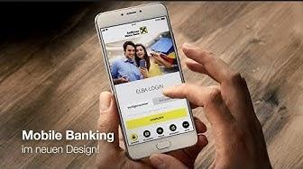 Mobile Banking mit der Raiffeisen ELBA-App