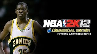 NBA 2K12 - The Ultimate Base Roster Intro