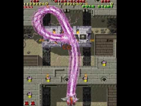 Raiden II (PS) - 3 Loops Clear