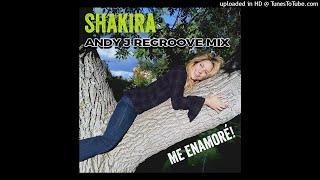 Me enamore -Shakira _Andy J Regroove Mix