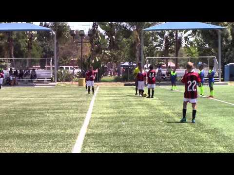 Halcones Cuarta 2015 08 15 vs La Guadalajara W 10-0
