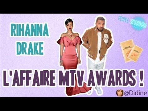 Quelle est l'histoire d'amour de Rihanna et Drake après les MTV Awards