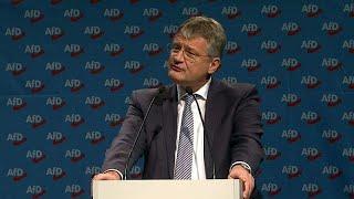 Parteispenden: AfD droht 100.000 Euro Strafe