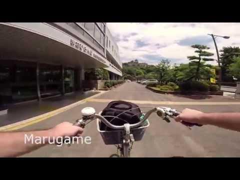 A brief promenade in Marugame