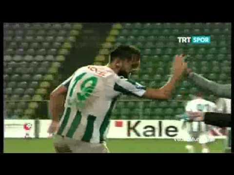 VEDAT MURIQI - Giresunspor all Goals & Assists 2015
