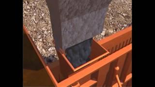 Гидроизоляционная добавка в бетон.avi