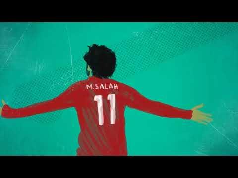 LFC International Academy Player Inspiration - Mohamed Salah