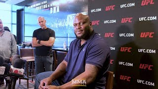 Derrick Lewis Estimates UFC 229 Knockout Was Worth 1 Million to Him   MMA Fighting
