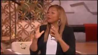 Shemar Moore @ The Queen Latifah Show