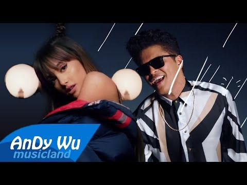 BRUNO MARS, ARIANA GRANDE - That's What I Like / Everyday (feat. FUTURE)