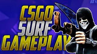 PLAYING CS:GO SURF | how to play surf in cs : go | #QnA #roi_ #qna #minecrafwithroi