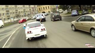 DriftMania - Дрифт-свадьба Дениса и Алины