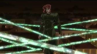 [HD] ジョジョ • JoJo: Stardust Crusaders - Kakyoin vs DIO