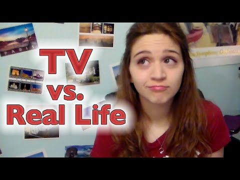 TV vs. Real Life