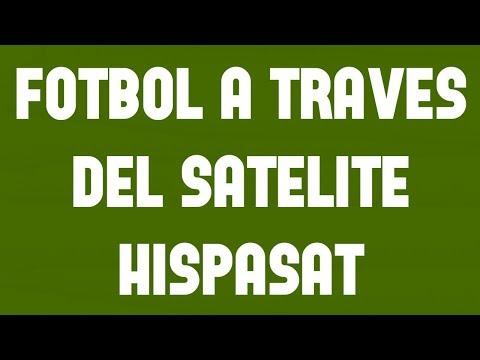 Como seguir viendo el fútbol por el satélite Hispsat