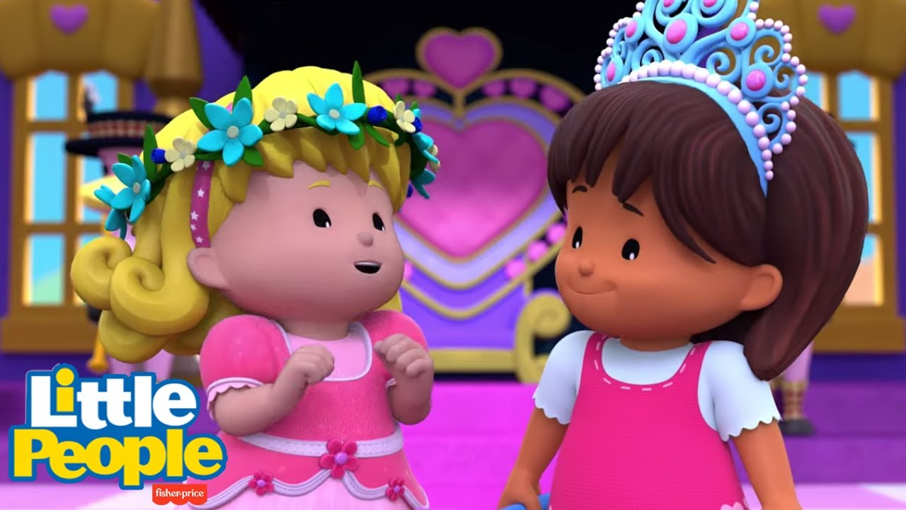 A Promise Is A Promise! ⭐ Little People™ ⭐New Season! ⭐