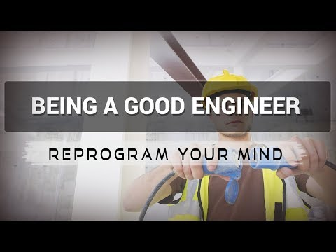 Becoming a Great Engineer affirmations mp3 music audio - Law of attraction - Hypnosis - Subliminal