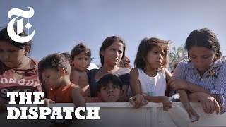life inside the migrant caravan everyone is tired dispatches
