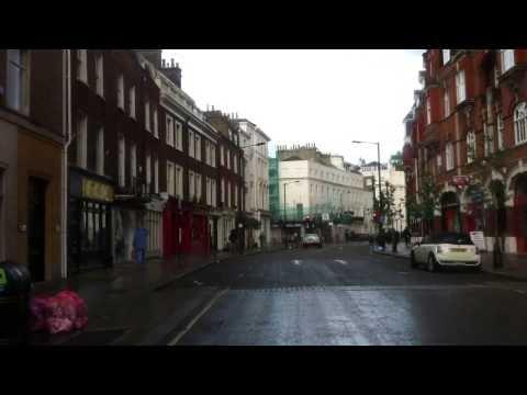London streets (92.) - Borough market (SE1) - Pimlico - Ebury Mews (SW1)