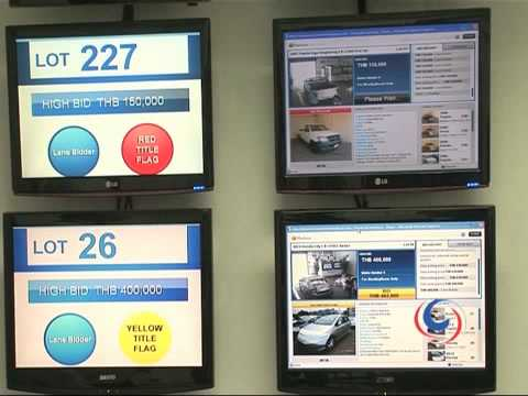 Manheim Auctions - Selling cars in Bangkok