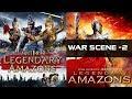 Legendary Amazons 2011 War Scene - 2  | Jackie Chan | Action-Adventure Film | IOF