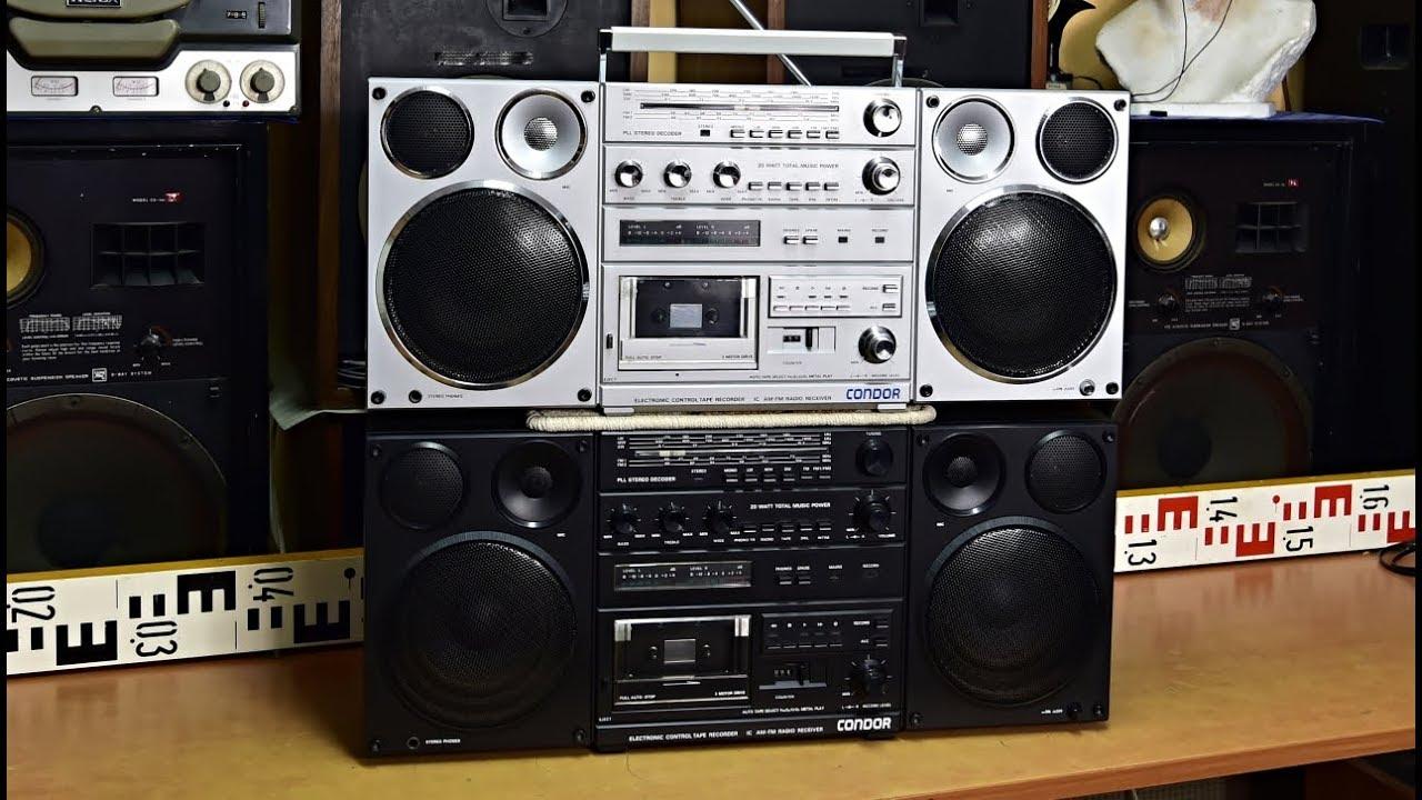 Dodatkowe Tesla CONDOR - K 304 ANP 842 - Radiomagnetofon - Radio Cassette UA18