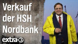 Christian Ehring zum Verkauf der HSH Nordbank