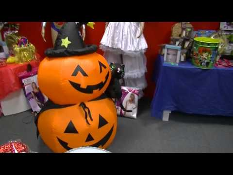 Celebrations Party Shop – Halloween 2015