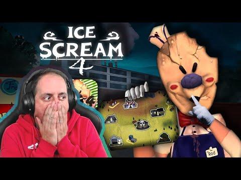 Download ICE SCREAM 4 ΤΟ ΕΡΓΟΣΤΑΣΙΟ ΤΟΥ ROD ESCAPE DADDY PLAYZ Rod's Factory