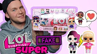APRO una NUOVA LOL SUPRISE UNDER WRAPS SUPER FAKE | LOL Gelose