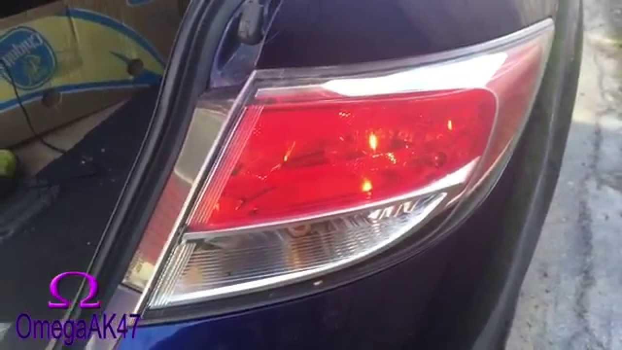 changing the brake light on my car 2009 mazda 6 youtube. Black Bedroom Furniture Sets. Home Design Ideas