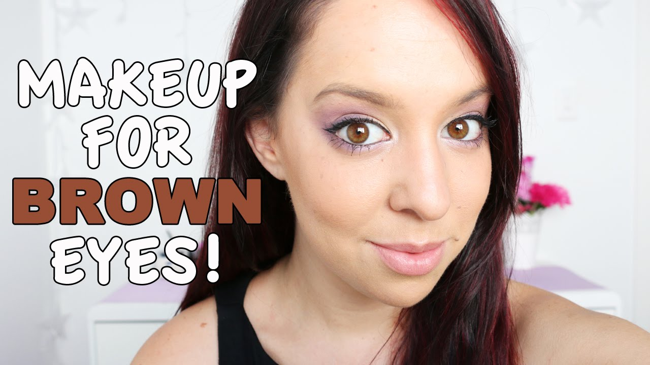 40 Eye Makeup Looks For Brown Eyes Perfect Fantasy Character Costumes