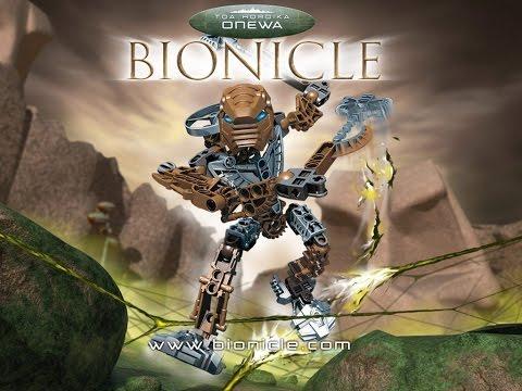 Lets Brick Bionicle - 8739 - Toa Hordika Onewa