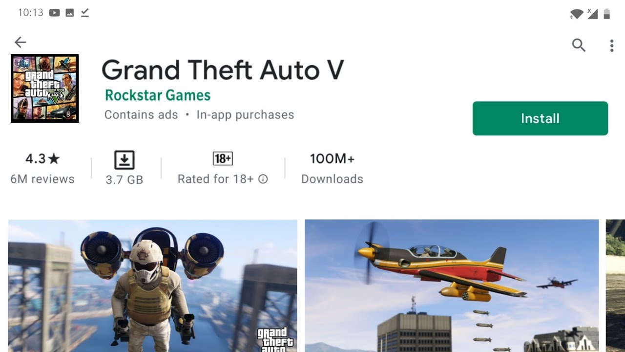 GTA 5 FOR ANDROID   How to Play GTA 5 On Android 2021