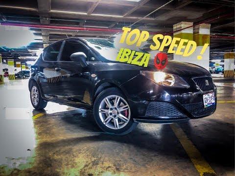 TOP speed Seat Ibiza!