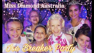 Miss Diamond Australia Icebreaker Party 2018