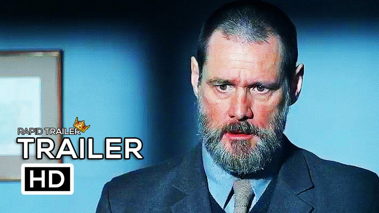 DARK CRIMES Official Trailer (2018) Jim Carrey Thriller ...