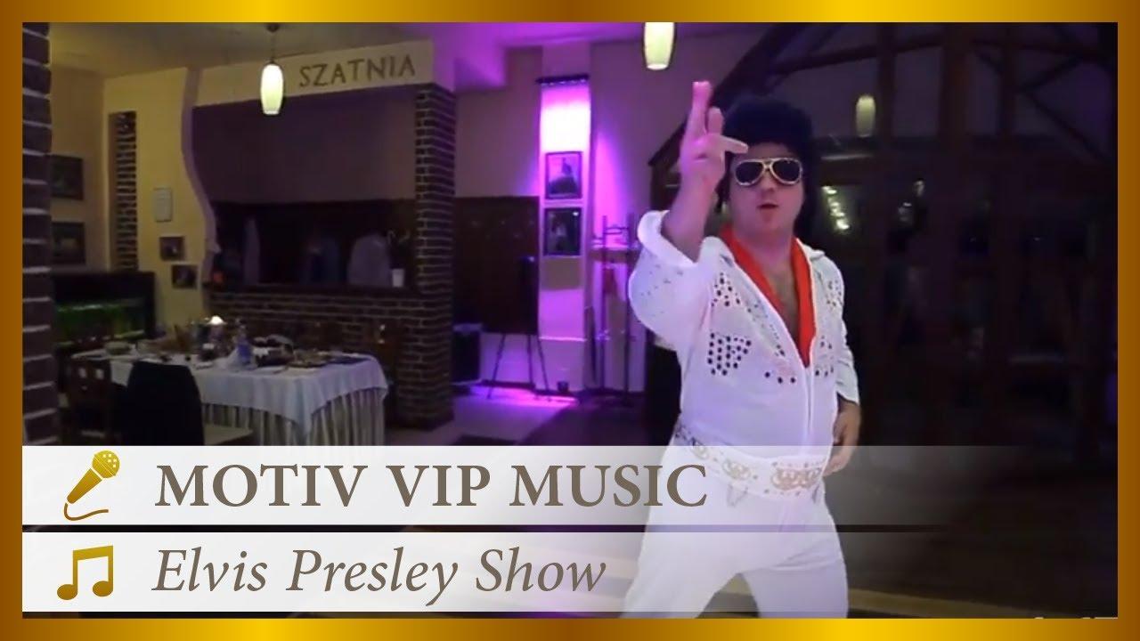 Elvis Presley Show - MOTIV VIP MUSIC