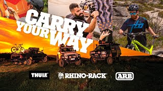Carry Your Way at ARB |  ARB 4x4 Accessories, Thule & Rhino-Rack