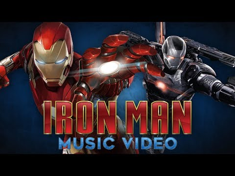 Iron Man Music Video (Iron Man: Armored Adventures - Rooney)