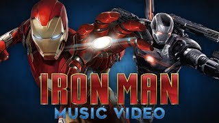 Iron Man Trilogy Music Video (Iron Man: Armored Adventures - Rooney)
