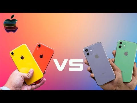IPhone 11 Vs IPhone XR: Какой смартфон выбрать в 2019-20-м году?