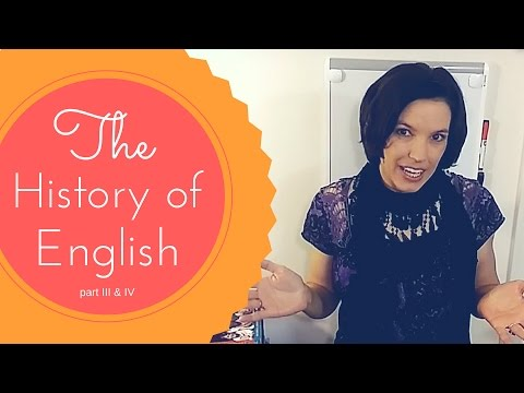 The History of English III & IV - International TEFL Academy