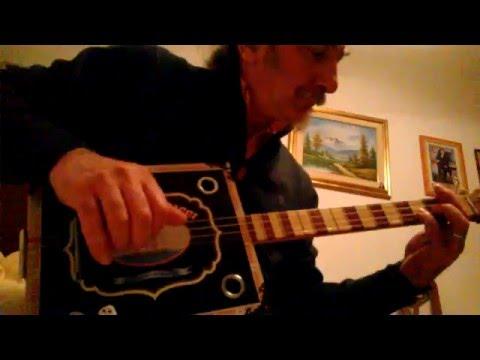 cigar box guitar music youtube 2