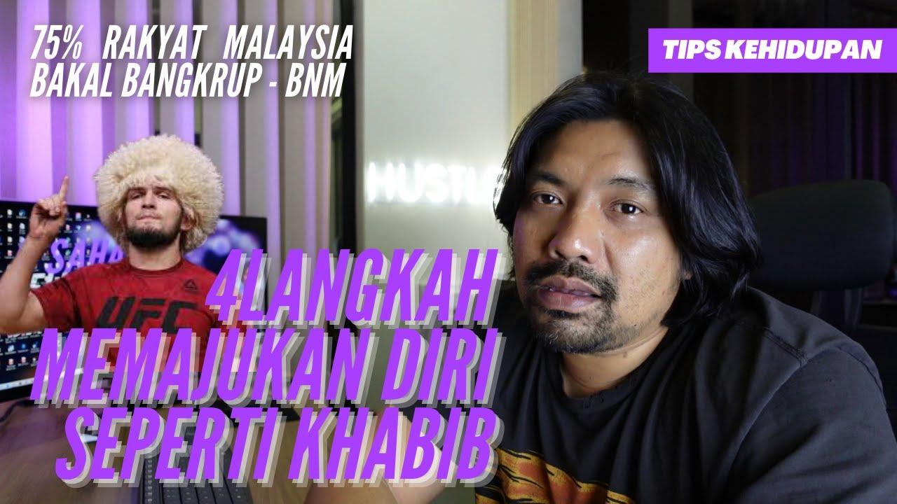 75% Rakyat Malaysia akan bangkrup?