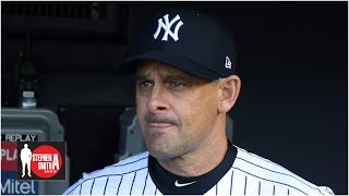 Yankees' lack of an elite starter coming back to haunt them - Bob Wischusen | Stephen A. Smith Show