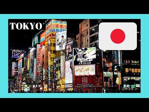 AKIHABARA, TOKYO'S fascinating ELECTRONIC STORES' district (JAPAN)