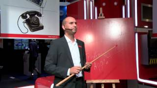IBC 2014: Thomas Riedel, Riedel Communications